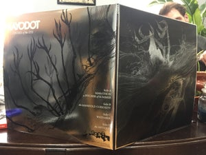 Image of KAYO DOT - CHOIRS OF THE EYE Special Limited 2xLP! Standard Weight Black