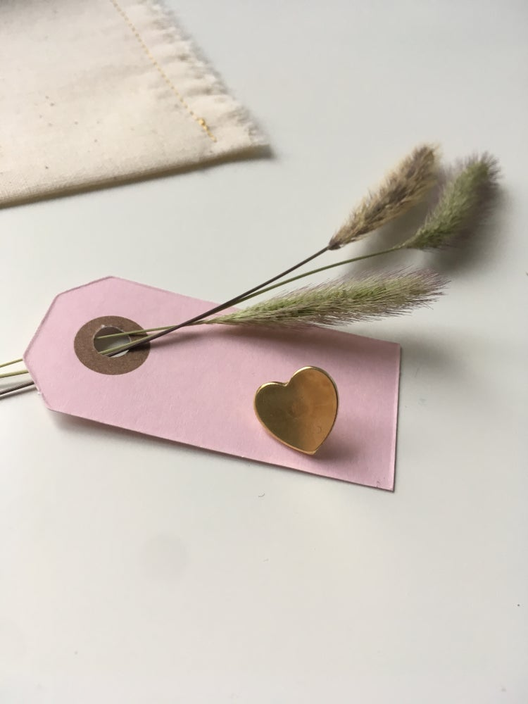 Image of CUPIDON, pin's Coeur {LE}