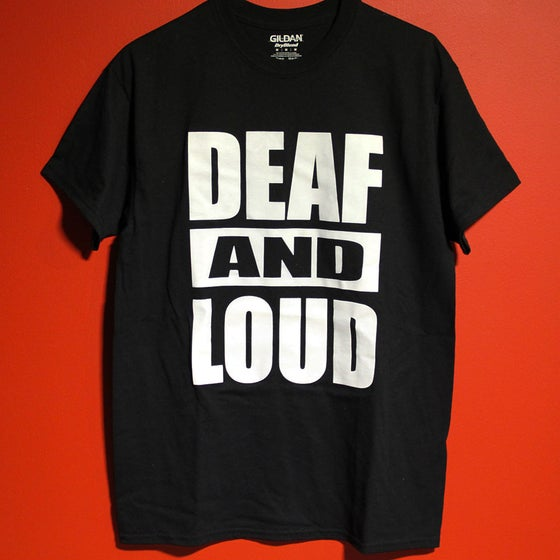 Image of DEAF AND LOUD