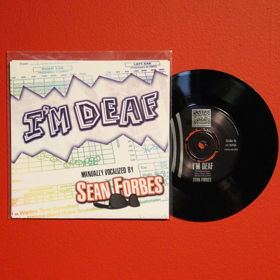 Image of I'M DEAF VINYL