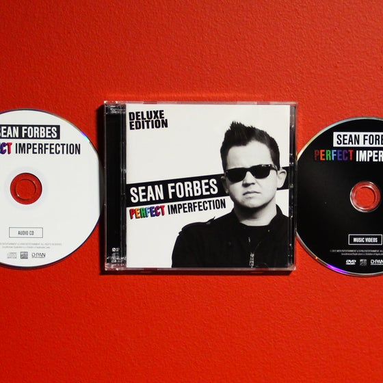 Image of PERFECT IMPERFECTION CD/DVD