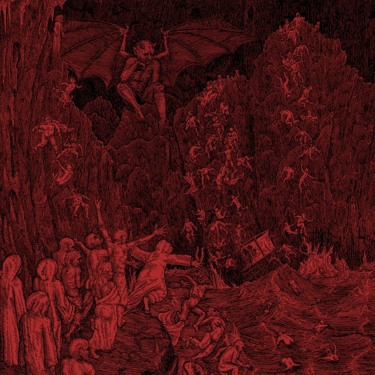 Image of Hell - Hell, LP