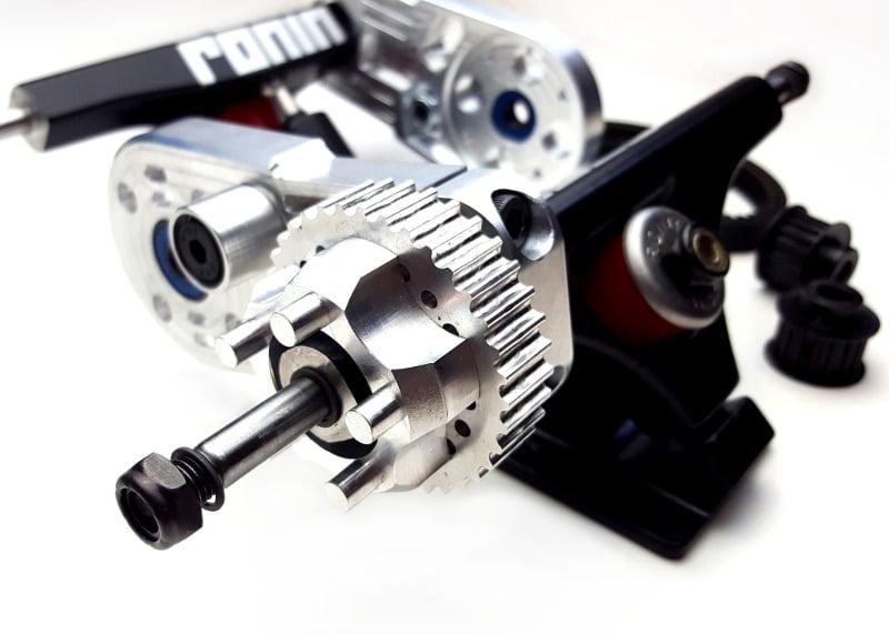 Image of Ollin Revolver Idler Drive - Dual Diagonal