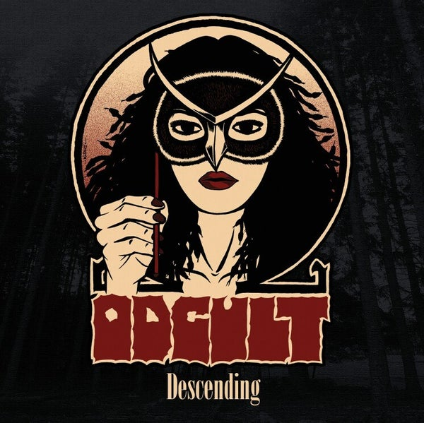 Image of Odcult - Descending - CD