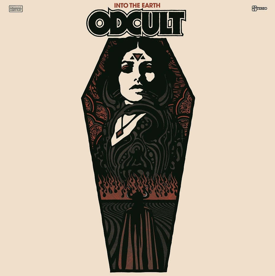 Image of Odcult - Into The Earth - LP/CD