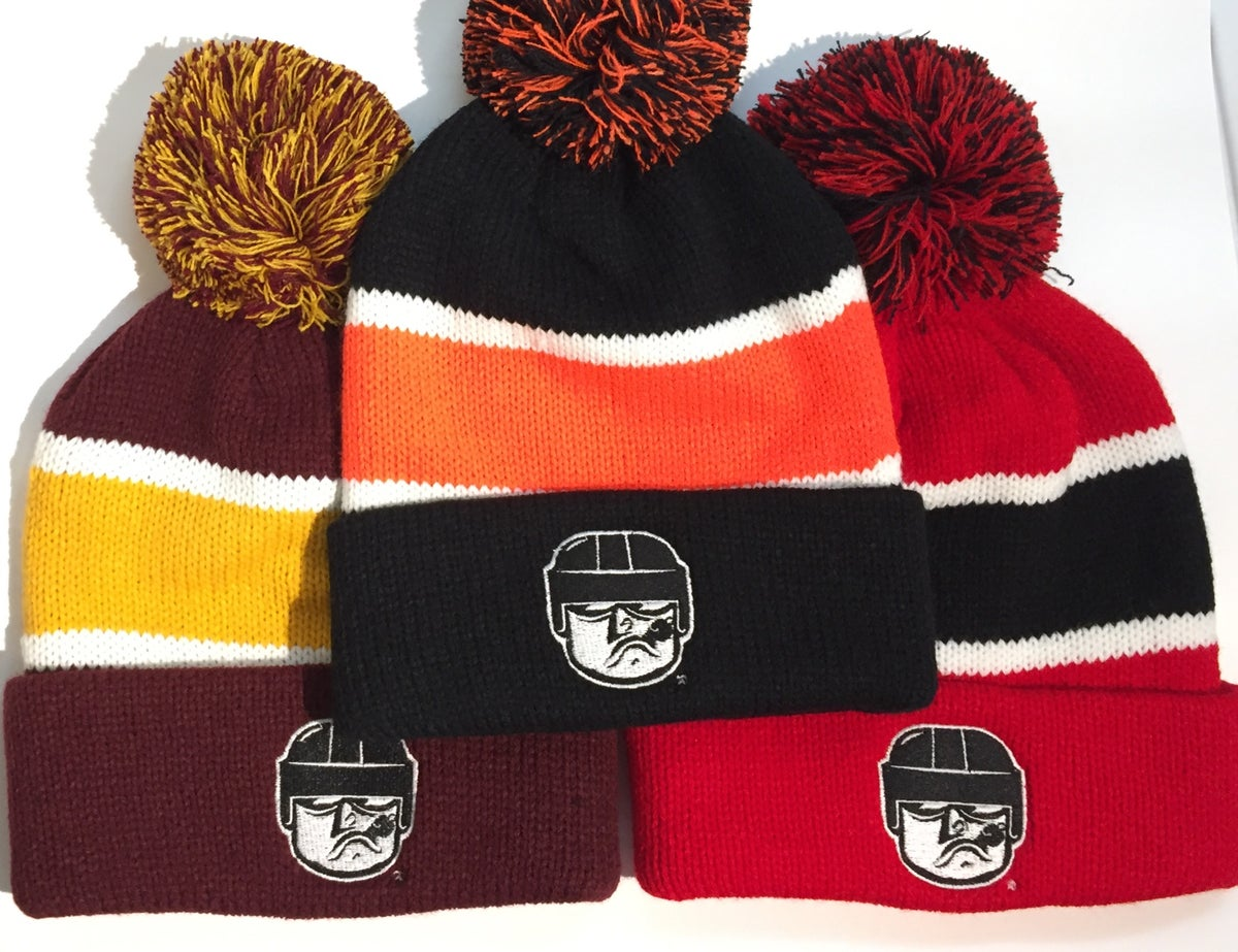 Image of Hockey Referee beanie/toque