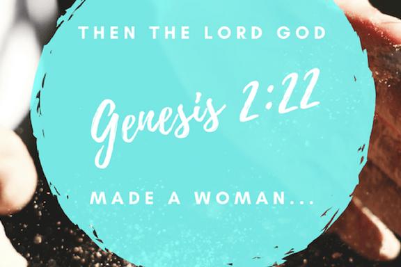Image of Genesis 2:22 mug