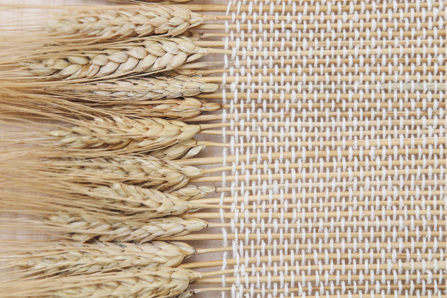 Image of Wheat Weaving