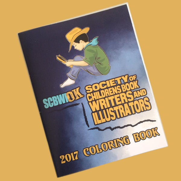 Image of SCBWI OK Coloring Book (2017)