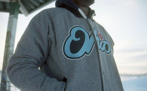 O-H Wool Bomber Jacket