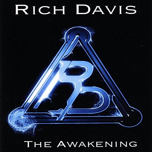 "Image of Rich Davis  "" The Awakening"" cd/dvd 2017"