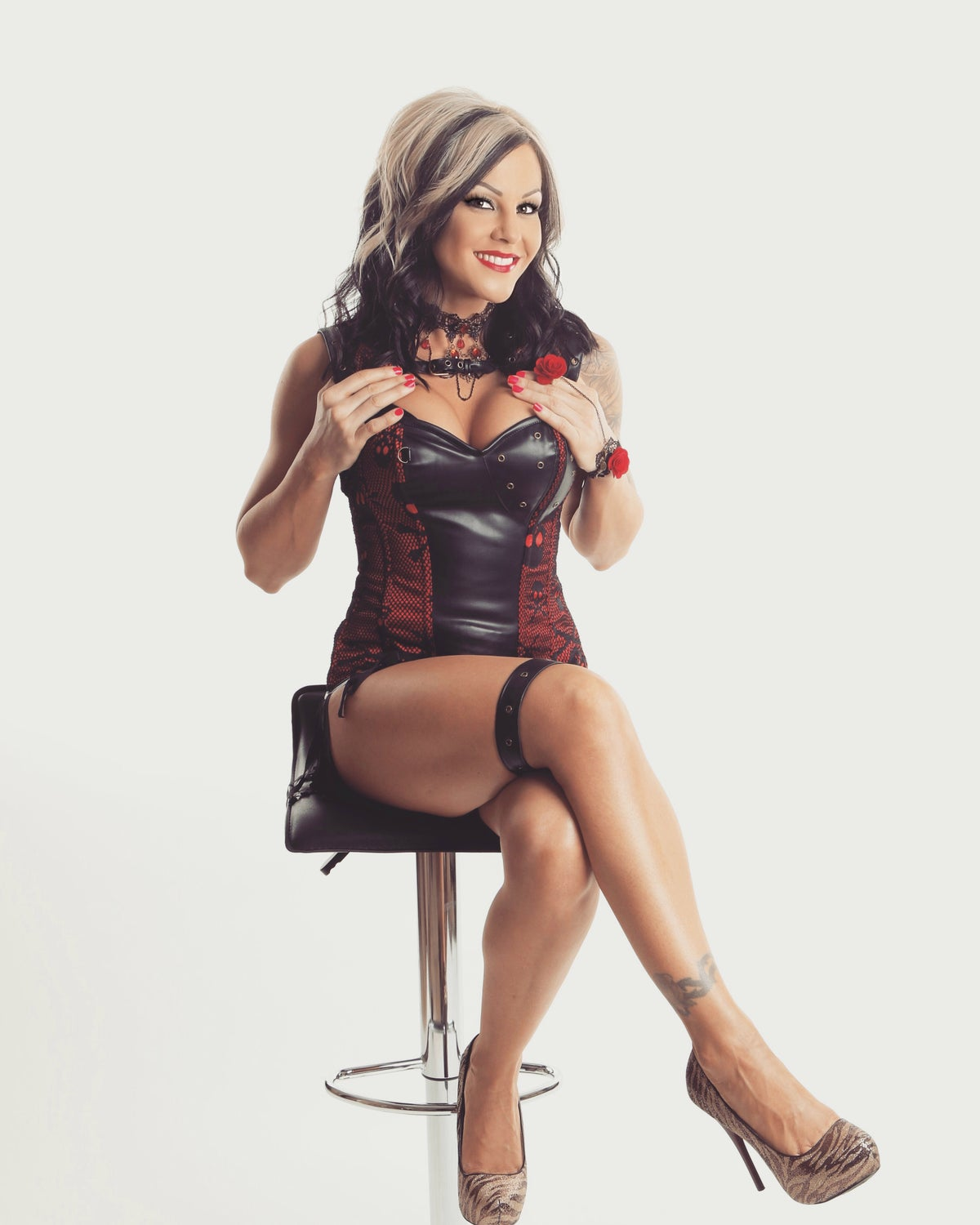 "Image of Velvet Sky ""Red Velvet"" 14x20 Signed Poster"