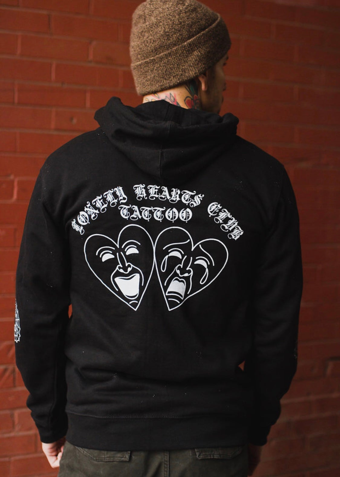 Image of Smile now cry later Zip up