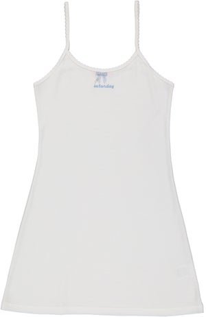 Image of CAMI DRESS in cotton