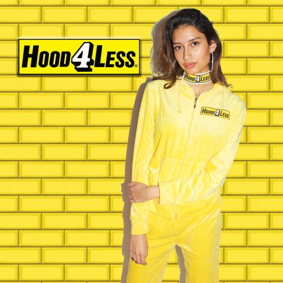 Image of HOOD 4 LESS track suits