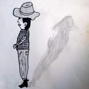 "Image of The Cowboy - S/T 12"" (Drunken Sailor)"