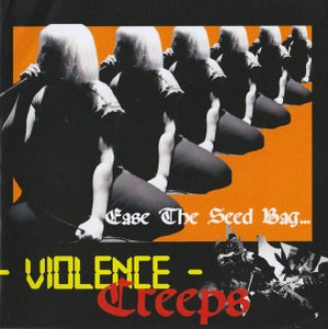 "Image of Violence Creeps - Ease The Seed Bag 7"" (Drunken Sailor)"