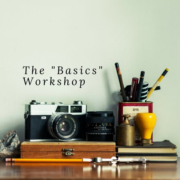 Image of The Basics Workshop