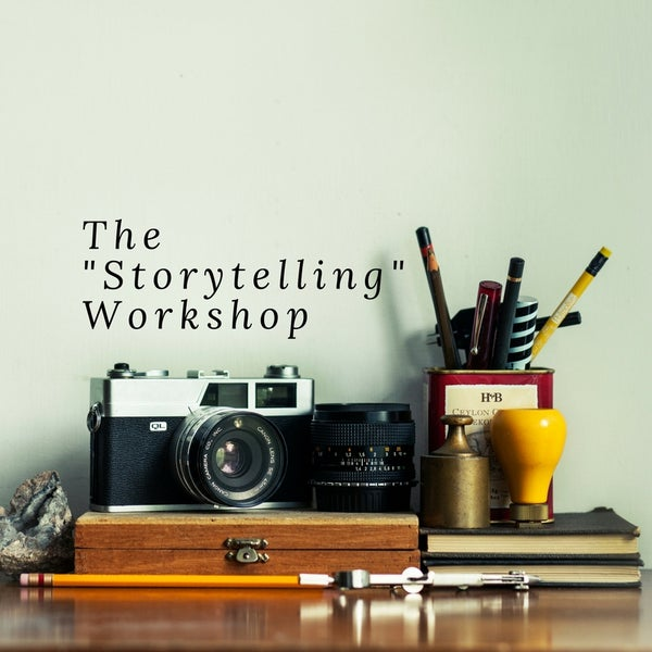 Image of The Storytelling Workshop