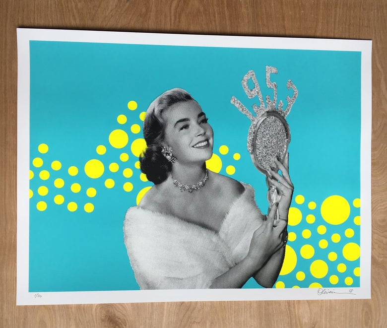 "Image of ""1953"" - Turquoise Edition  (free shipping)"