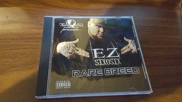 Image of Rarebreed Album