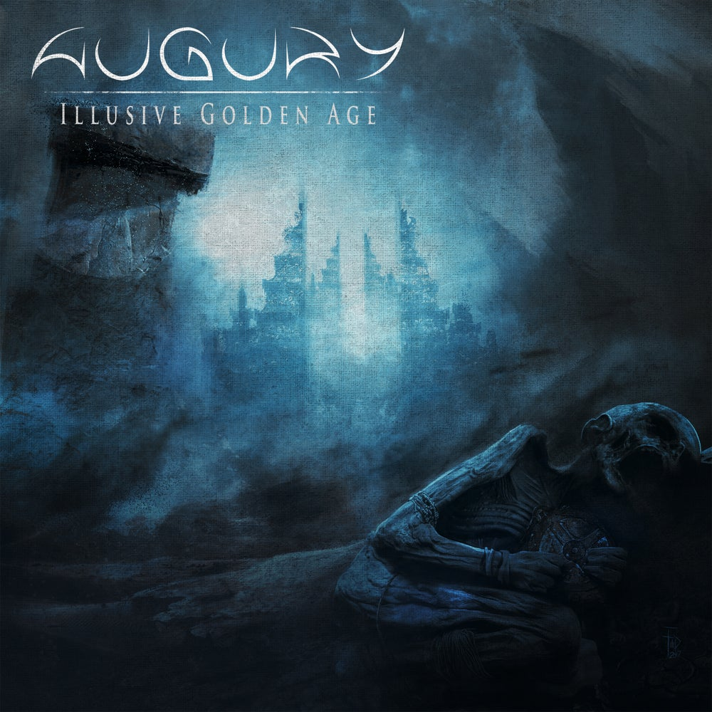 Image of AUGURY - Illusive Golden Age - CD