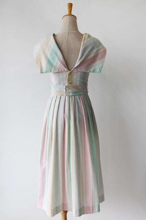 Image of SOLD Lanz Originals Pastel Dreams Dress