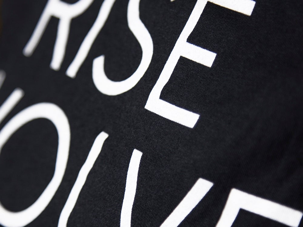 Image of Rise Evolve t-shirt black (men)