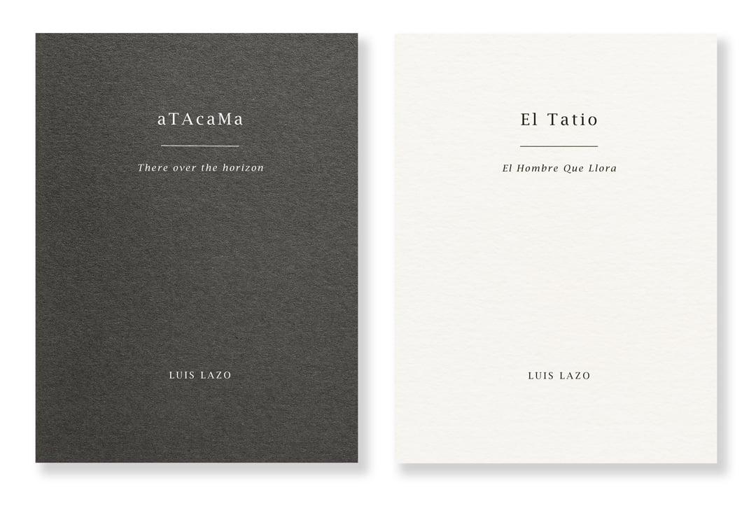 Luis Lazo - Atacama: There Over The Horizon & El Tatio: El Hombre Que Llora