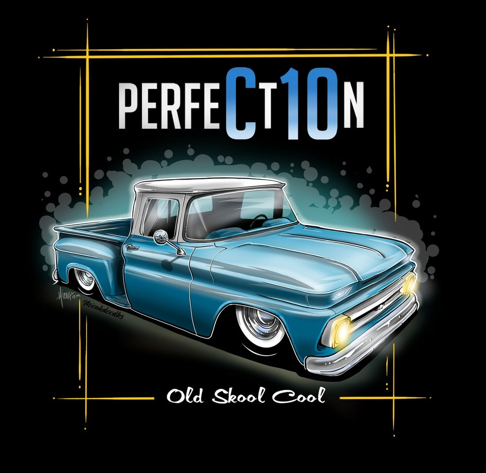 Image of 62 PerfeCt10n blue stepside