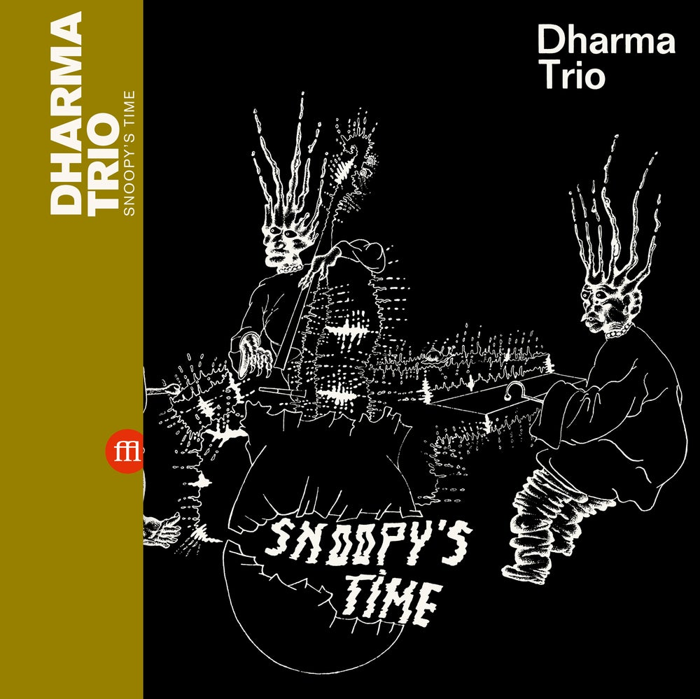 Image of DHARMA TRIO - Snoopy's Time (FFL039)