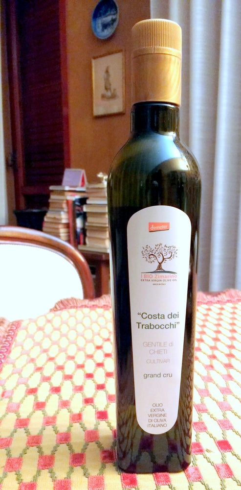 "Image of ""Costa dei Trabocchi"", Gentile di Chieti in purity, grand cru - Organic and Biodynamic Demeter"
