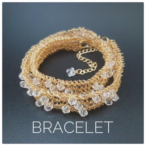 Image of D U A L I T Y   Choker/Bracelet  -  Bespoke