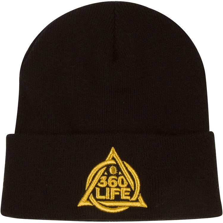 Image of Gold Life Beanie