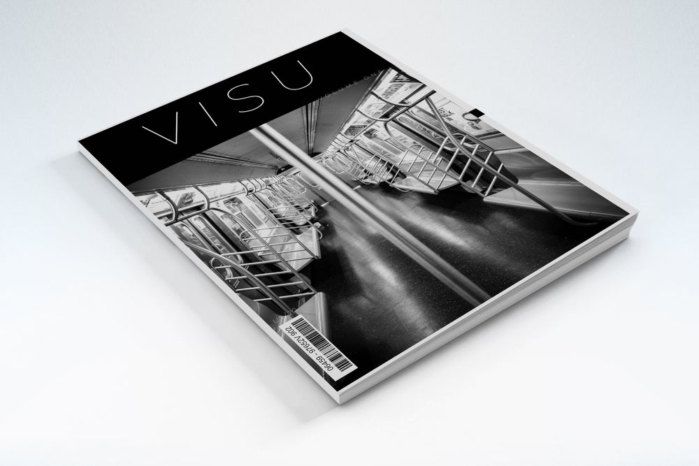 Image of VISU Magazine Volume 1 / Exhibit A