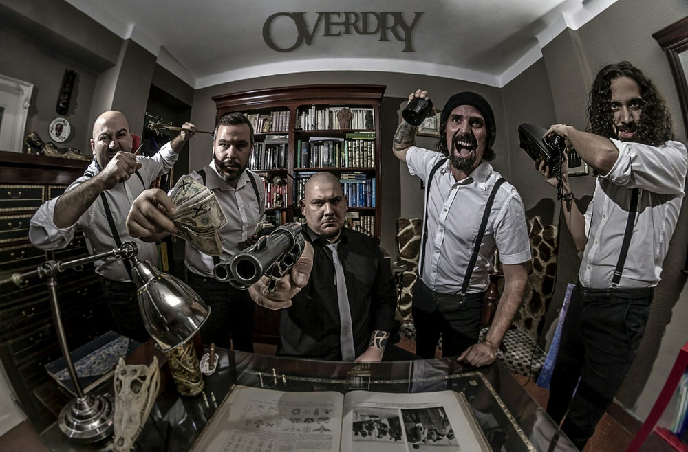 """Image of """"Overdry"""" Poster"""