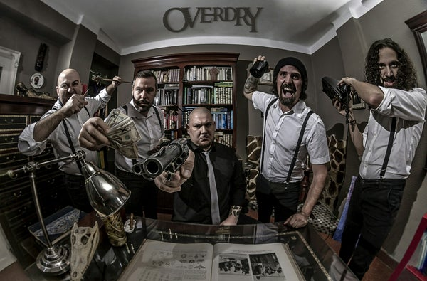 "Image of ""Overdry"" Poster"