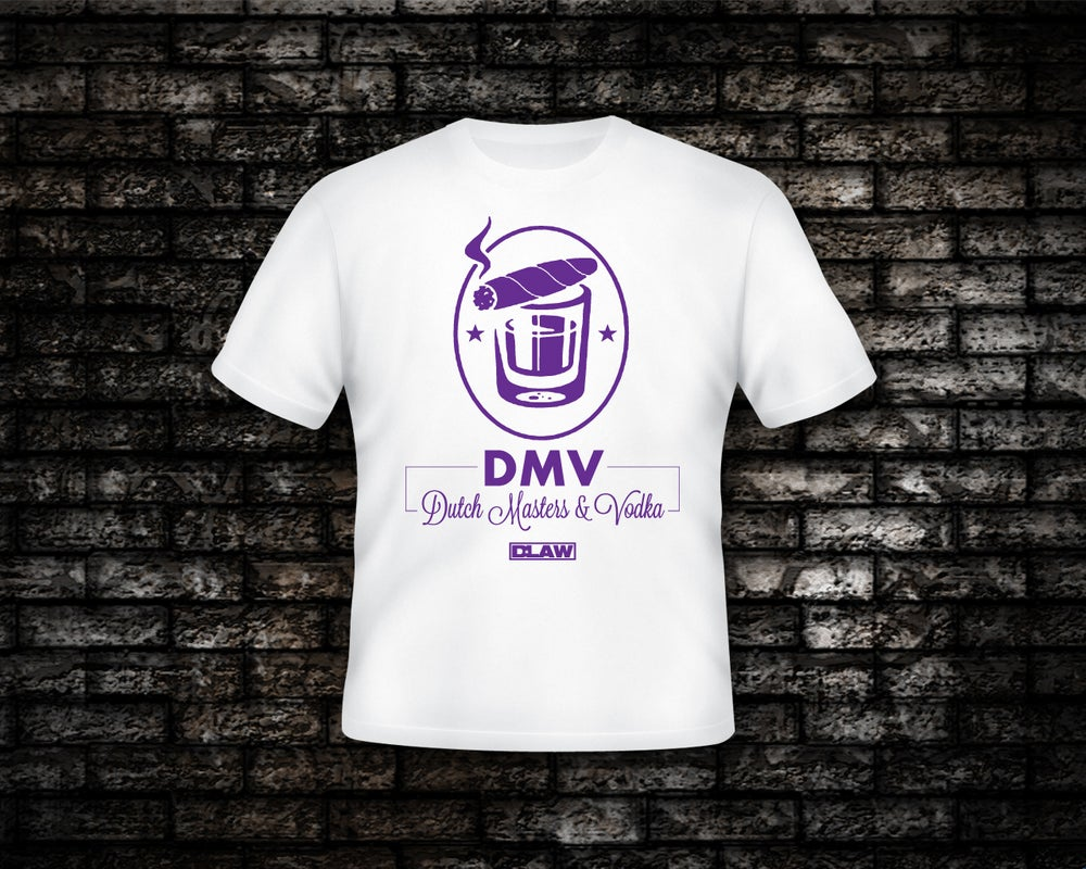 Image of DMV (Dutch Masters & Vodka)