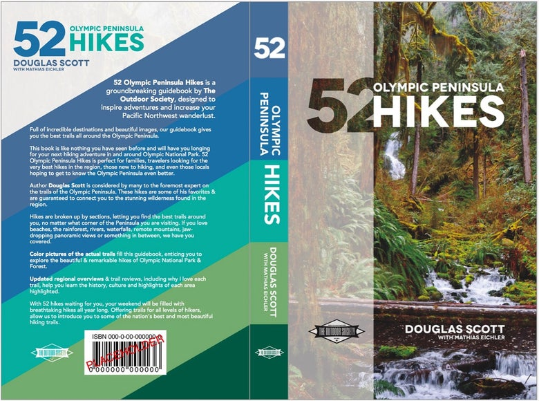 Image of 52 Olympic Peninsula Hikes