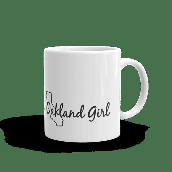 Image of Oakland Girl Coffee Mug