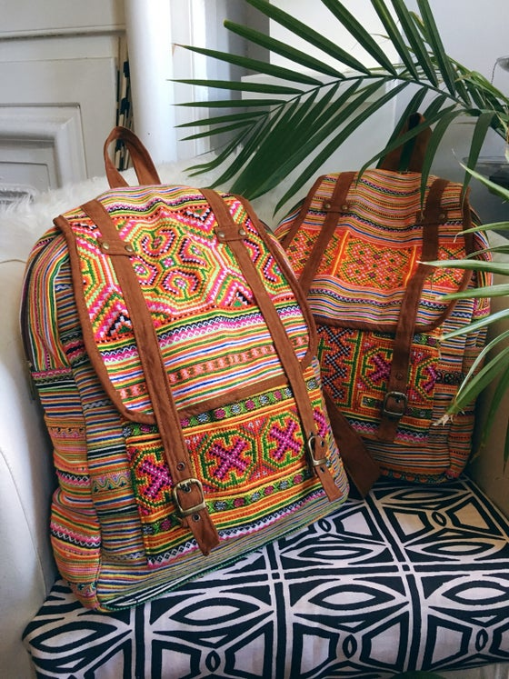 Image of •kiri• explorer backpack