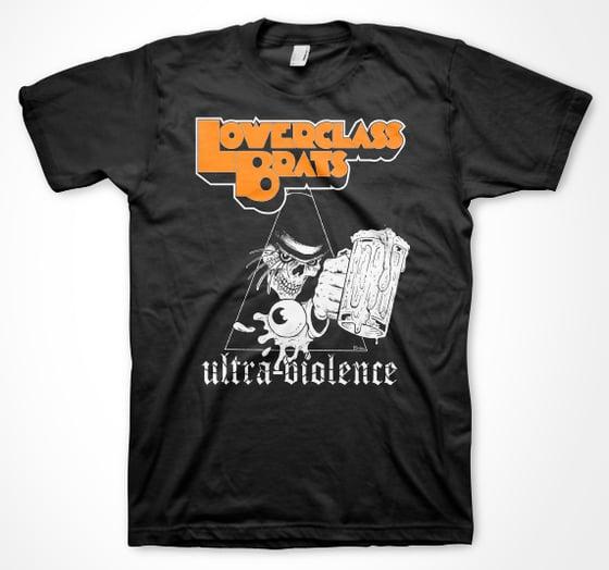 Image of Black Ultra-Violence t-shirt