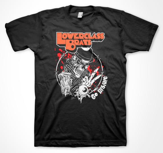 Image of NEW!!!! Go Insane shirt