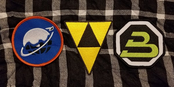 Image of Space Patches