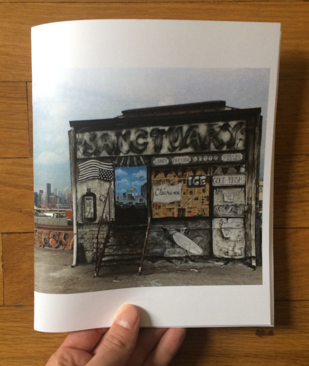 Image of Sanctuary Zine