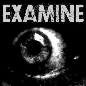 "Image of EXAMINE ""Examine"" CD"