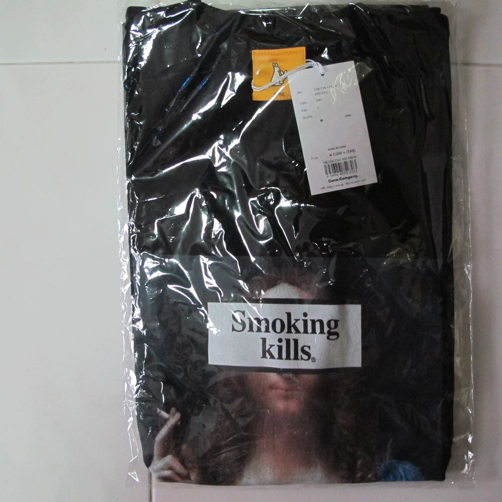 Image of Fxxking Rabbit FR2 - Smoking kill tee Ver. 13 Printed (Color)