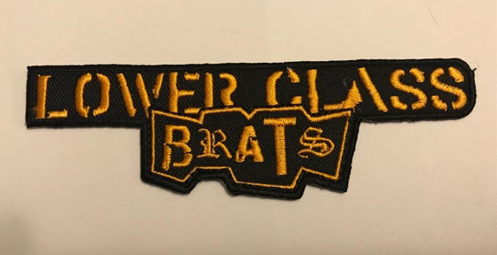 Image of Embroidered LCB logo patch