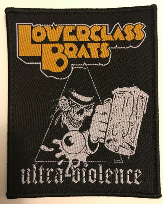 Image of ULTRA VIOLENCE patch