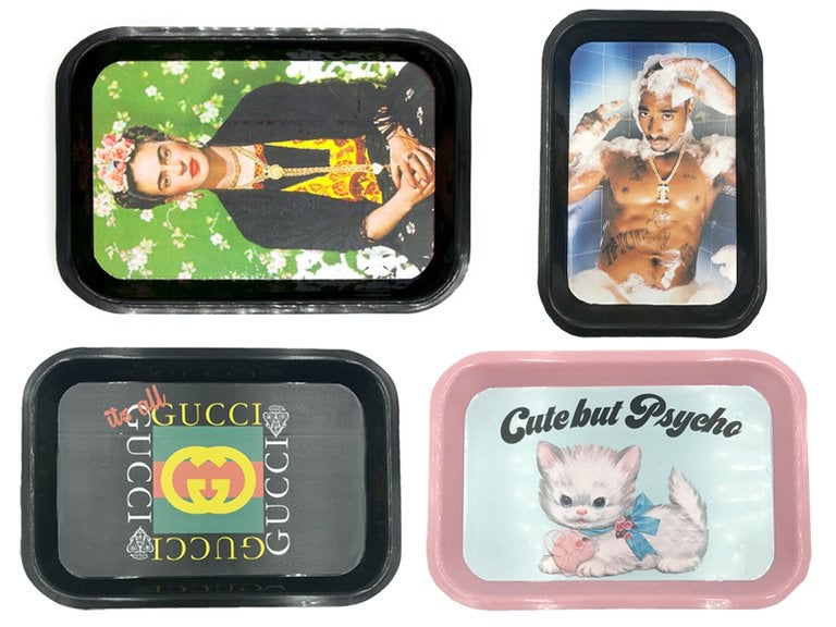 Image of Rolling Trays